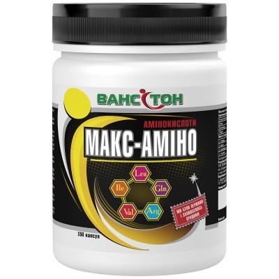 Ванситон макс-амино (капсулы)