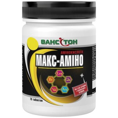 Ванситон макс-амино (таблетки)