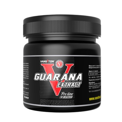 Ванситон гуарана