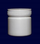 Пластиковая баночка 200 мл (емкость, тара с крышкой)