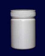 Пластиковая баночка 300 мл (емкость, тара с крышкой)